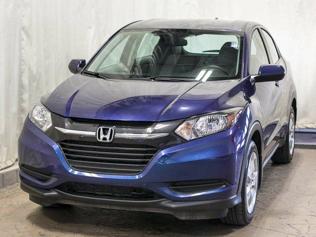 2016 Honda HR-V LX AWD w/ Bluetooth, 2 Sets of Tires, Heated Seats, Reverse Camera in Edmonton, Alberta