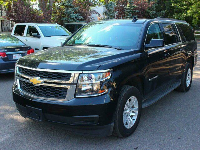 2016 Chevrolet Suburban LT DUAL DVD NAVIGATION FINANCE AVAILABLE in Edmonton, Alberta
