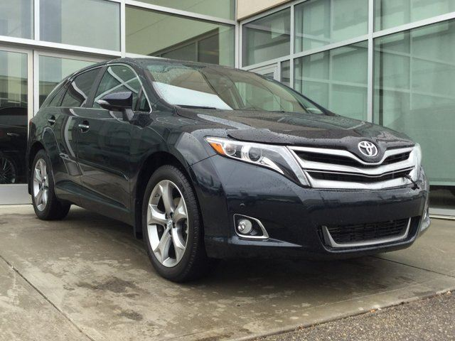 2014 TOYOTA Venza LIMITED/AWD/NAVIGATION/BACK UP MONITOR/HEATED FRONT SEATS in Edmonton, Alberta