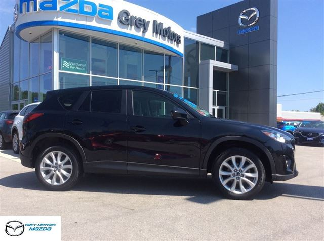2014 Mazda CX-5 GT, Navi, Heated Leather, Sunroof, mint! in Owen Sound, Ontario