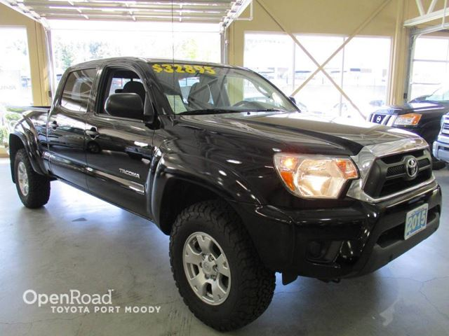 2015 TOYOTA TACOMA SR5 Power Package - Backup Camera, Bluetooth, T in Port Moody, British Columbia