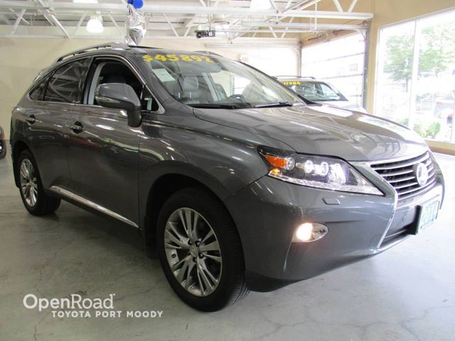 2014 Lexus RX 450h Navigation, Backup Camera, Hybrid! in Port Moody, British Columbia