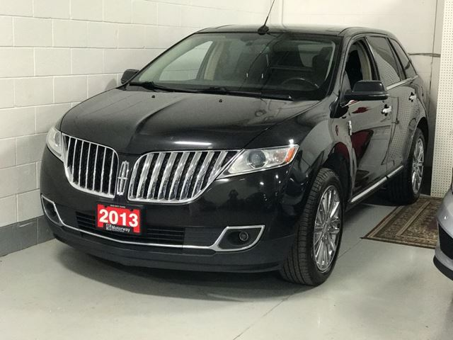 2013 LINCOLN MKX PREMIUM AWD in Mississauga, Ontario