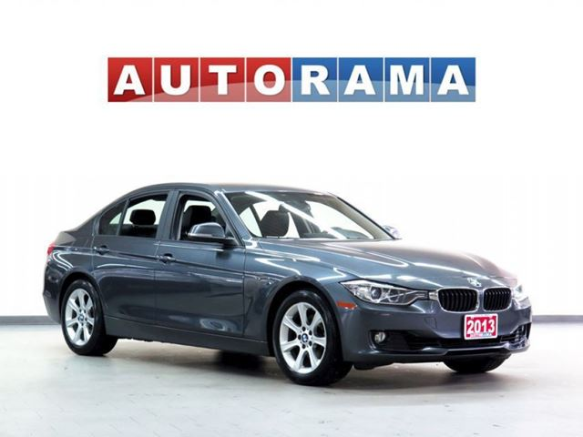 2013 BMW 3 Series NAVIGATION LEATHER SUNROOF 4WD in North York, Ontario
