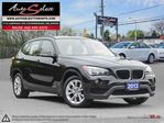 2013 BMW X1 xDrive28i AWD ONLY 76K! **CLEAN CARPROOF** PREMIUM PKG in Scarborough, Ontario