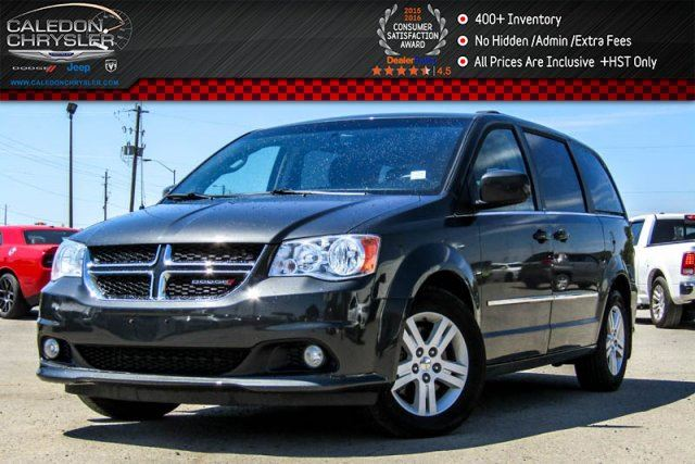 2012 Dodge Grand Caravan Crew in Bolton, Ontario