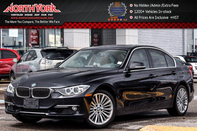 2013 BMW 3 Series 328i xDrive Backup_Cam Nav Harmon/KardonSurround Sunroof 18Alloys  in Thornhill, Ontario