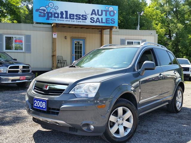 2008 Saturn VUE XR in Whitby, Ontario