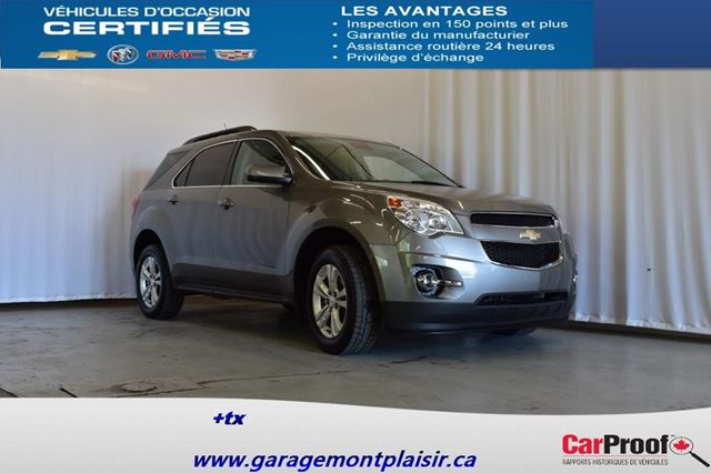 2012 Chevrolet Equinox 2LT in Drummondville, Quebec