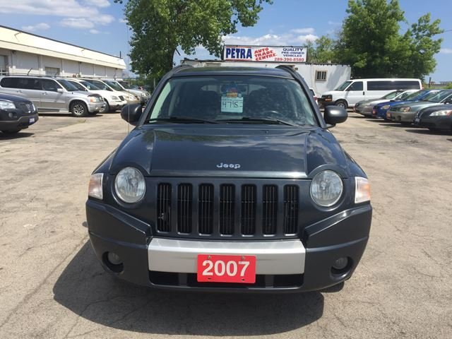 2007 JEEP Compass Limited in Hamilton, Ontario