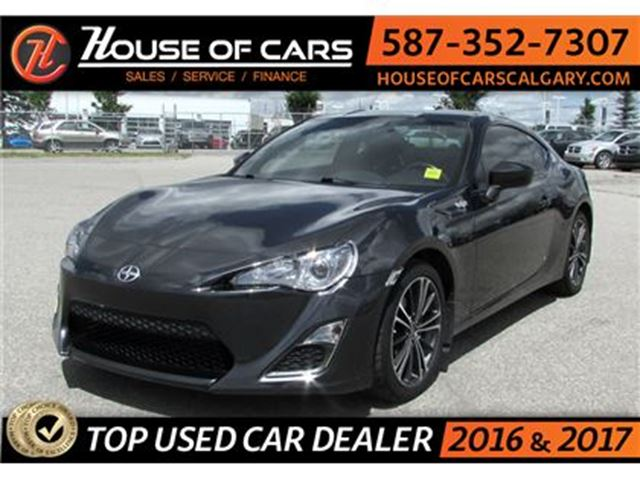 2015 SCION FR-S Release Series 1.0/ Back Up Camera in Calgary, Alberta