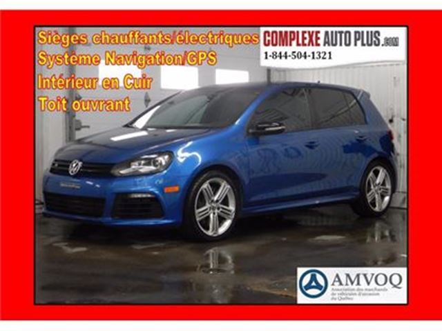 2012 Volkswagen R32 AWD *WOW TRÈS RARE!! in Saint-Jerome, Quebec