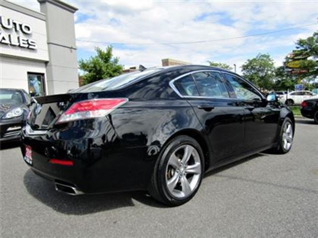 used 2013 acura tl sh awd w tech package ottawa. Black Bedroom Furniture Sets. Home Design Ideas