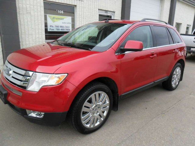 2010 Ford Edge Limited 4dr All-wheel Drive in St Albert, Alberta