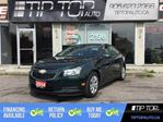 2014 Chevrolet Cruze 1LT ** Low KMs, Bluetooth, Backup Camera ** in Bowmanville, Ontario