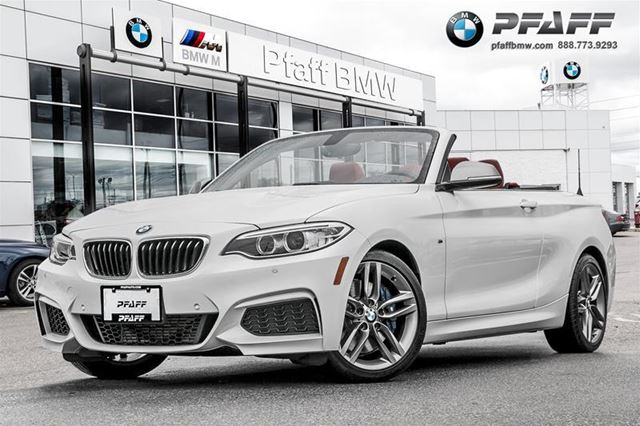 2016 BMW M235i xDrive in Mississauga, Ontario