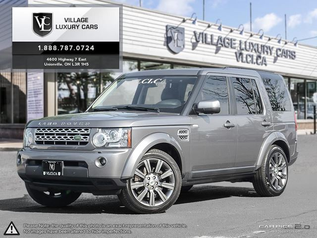 2011 LAND ROVER LR4 HSE LUXURY | NEW TIMING CHAIN | 6 MNTH POWERTRAIN WARRANTY INC. in Markham, Ontario