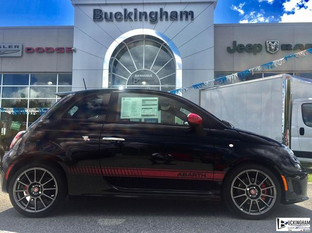 2016 FIAT 500 Hatchback in Gatineau, Quebec