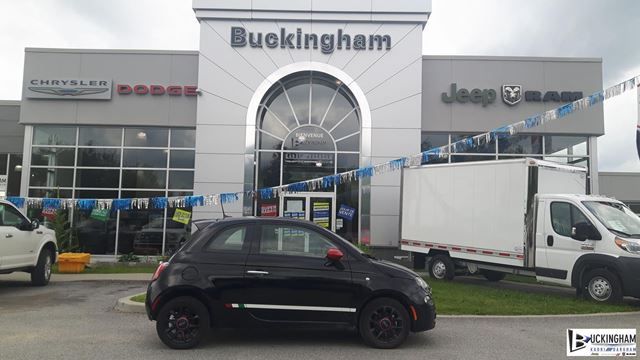 2016 FIAT 500 Pop in Gatineau, Quebec