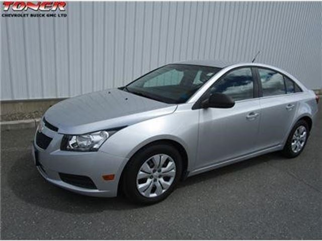 2012 Chevrolet Cruze LS+ w/1SB in Grand Falls-Grand-Sault, New Brunswick