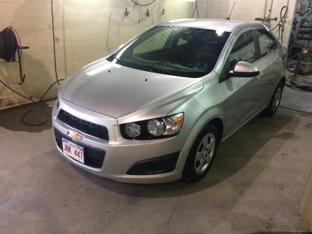 2016 Chevrolet Sonic LT in Edmundston, New Brunswick