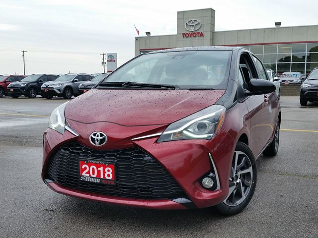 new 2018 toyota yaris se lindsay. Black Bedroom Furniture Sets. Home Design Ideas