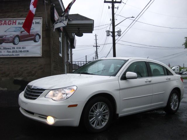 2008 CHRYSLER SEBRING AUTOMATIC LOADED CAR ,12M.WRTY+SAFETY 5888 in Ottawa, Ontario