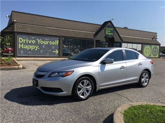 2013 ACURA ILX S/CARPROOF CLEAN/LEATHER/SUNROOF/HEATED SEATS in Fonthill, Ontario