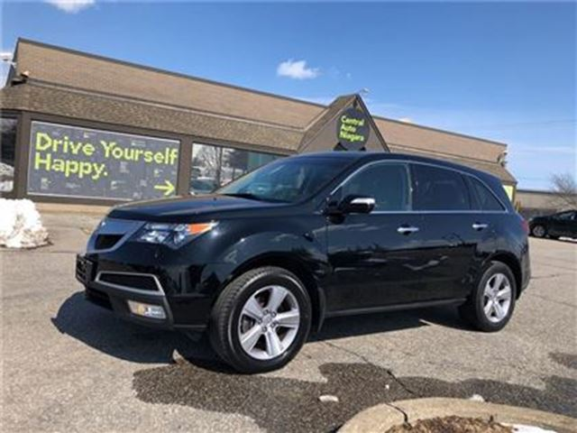2013 ACURA MDX SPORT/LEATHER/SUNROOF/HEATED SEATS in Fonthill, Ontario