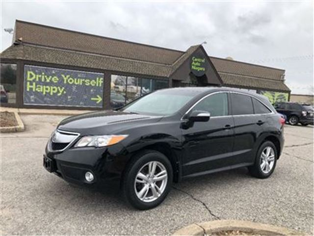 2014 ACURA RDX AWD/BACKUP CAM/SUNROOF/LEATHER in Fonthill, Ontario