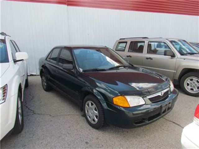 1999 MAZDA PROTEGE LX   FRESH TRADE IN   AS-IS SPECIAL in London, Ontario