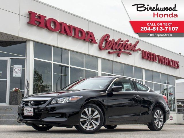 2012 Honda Accord EX in Winnipeg, Manitoba