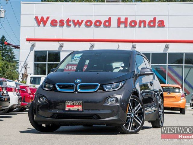 2014 BMW i3 Leather in Port Moody, British Columbia