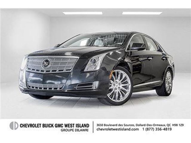 2013 Cadillac XTS Collection platine in Dollard-Des-Ormeaux, Quebec