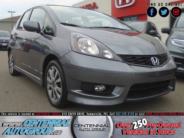 2014 Honda Fit Sport in Summerside, Prince Edward Island