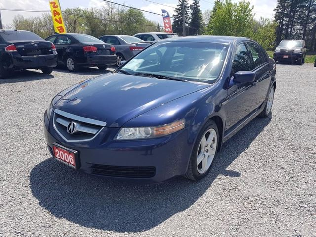 2006 ACURA TL LEATHER SUNROOF LOADED in Newmarket, Ontario