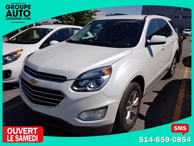 2016 Chevrolet Equinox LT AWD SYSTEME MAINS LIBRE in Longueuil, Quebec