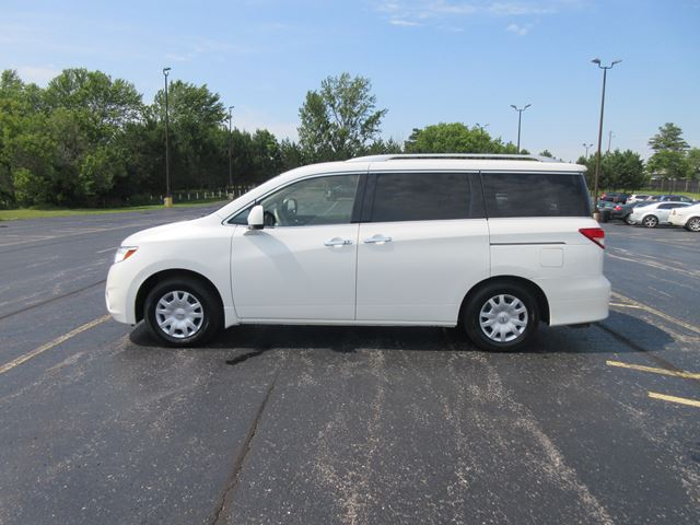 2012 Nissan Quest S in Cayuga, Ontario