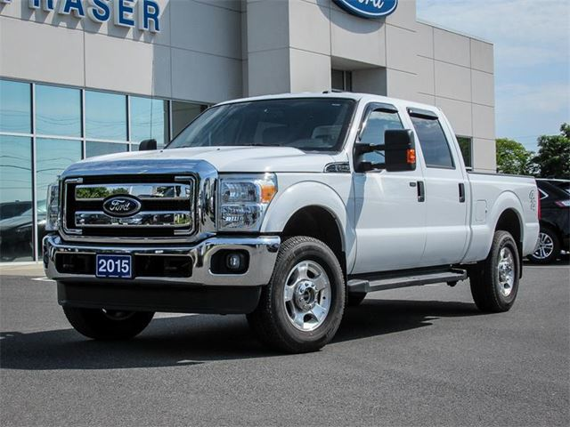 2015 Ford F-250 XLT in Cobourg, Ontario