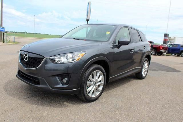 2015 Mazda CX-5 GT in Regina, Saskatchewan