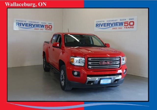 2015 GMC Canyon 4WD SLE in Wallaceburg, Ontario