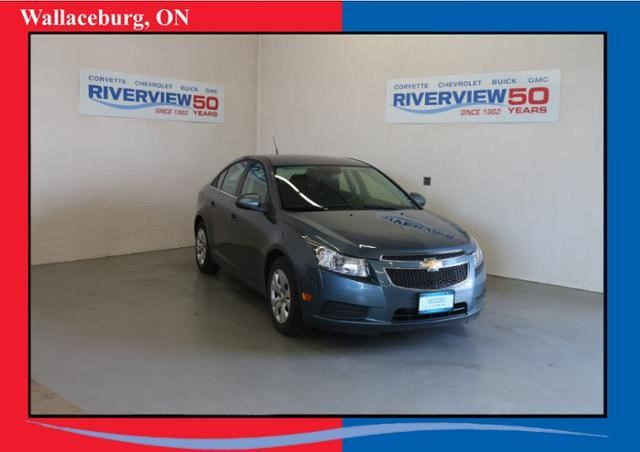 2012 Chevrolet Cruze LT Turbo w/1SA in Wallaceburg, Ontario