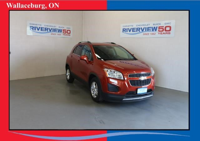 2014 CHEVROLET TRAX LT in Wallaceburg, Ontario
