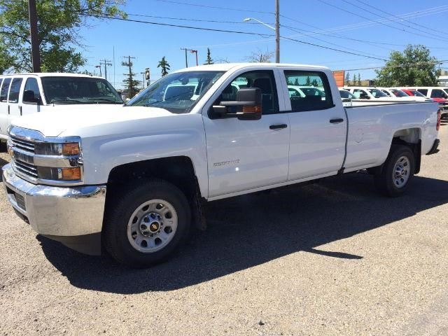 used 2016 chevrolet silverado 3500hd 8 cy work truck okotoks. Black Bedroom Furniture Sets. Home Design Ideas