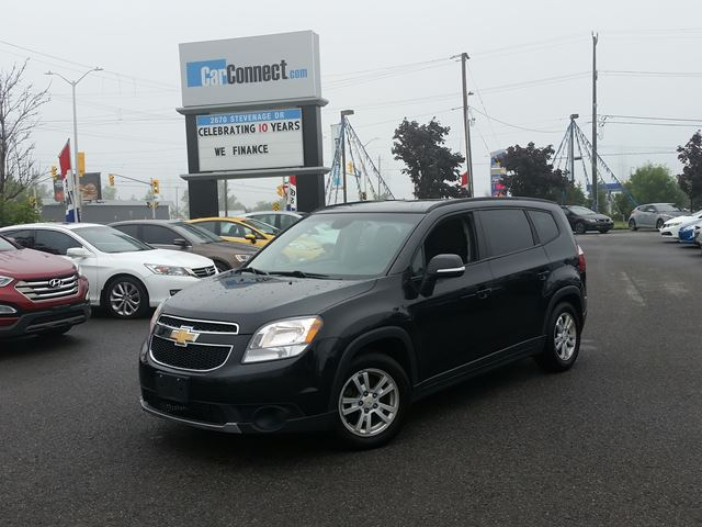 2014 Chevrolet Orlando ONLY $19 DOWN $46/WKLY!! in Ottawa, Ontario