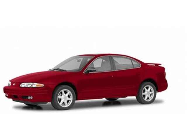 2004 OLDSMOBILE ALERO GL in Coquitlam, British Columbia