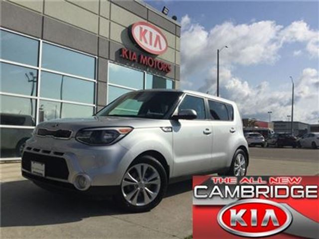 2016 KIA Soul EX **SALE PENDING** in Cambridge, Ontario