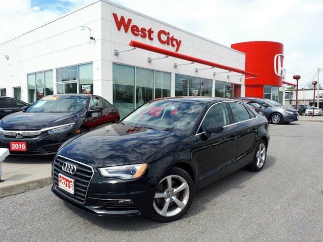 2015 AUDI A3 2.0T Komfort - AWD,LEATHER! in Belleville, Ontario