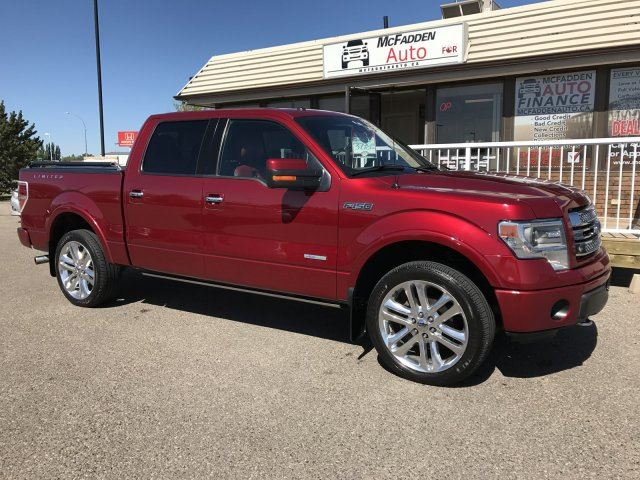 2013 FORD F-150 Limited in Lethbridge, Alberta