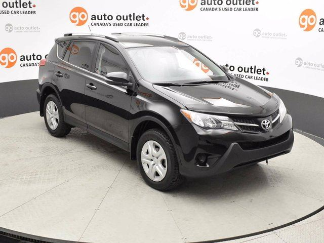 2013 TOYOTA RAV4 LE in Red Deer, Alberta
